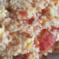 西红柿炒饭