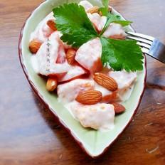 木瓜沙拉的做法