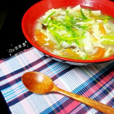 西紅柿蛋花湯