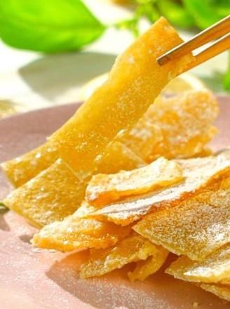 柚子皮秒变爽口小零食的做法