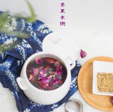 腌的咸猪肉怎么做好吃玫瑰红枣黑米粥的做法