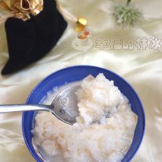 白粥煮多久才好吃自制米酒的做法