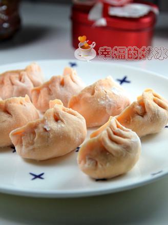 胡萝卜杂蔬饺的做法