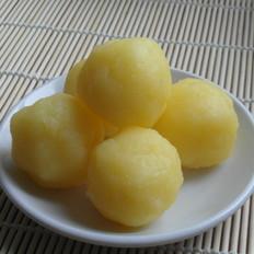 大骨棒怎么做奶黄馅的做法