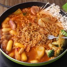 韓式年糕火鍋