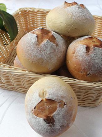 蔓越莓咖啡面包的做法