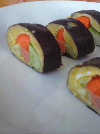 土豆泥寿司的做法