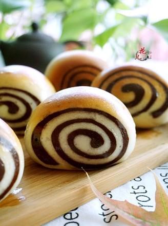 双色蜂蜜面包的做法