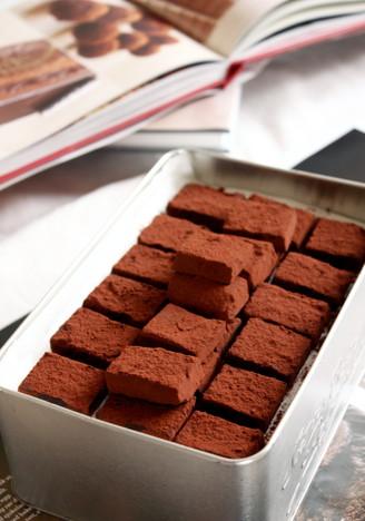 自制生巧克力的做法