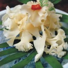 生吃荷仙菇