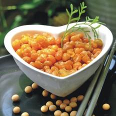 孜然香酥小黃豆