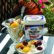 酸豆角炒什么菜好吃酸奶粽子水果捞的做法