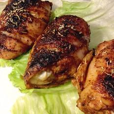 喷香烤鸡翅