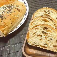 以假亂真的全麥面包(沒有一滴油沒有全麥粉)