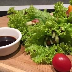 蔬菜培根卷