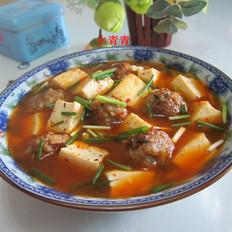丸子豆腐湯