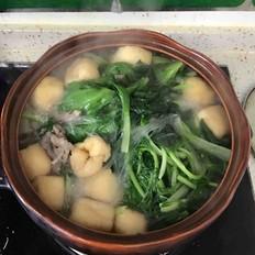 砂鍋涮羊肉