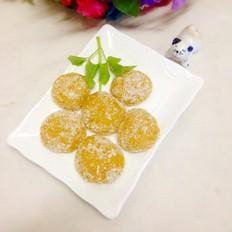 安徽阜阳辣糊怎么做的南瓜糯米丸子的做法