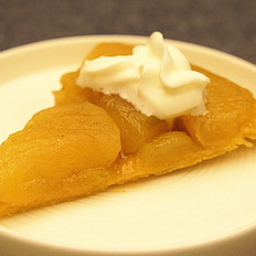怎么做水晶饺子皮反烤苹果挞的做法