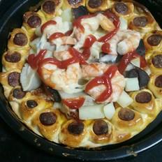 意式海虾披萨