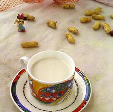 牛轧糖哪家好吃花生豆奶的做法