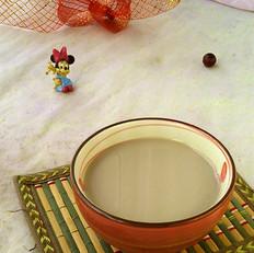 牛轧糖哪家好吃桂花莲子豆浆的做法