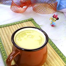 水果丝瓜怎么做好吃醇香玉米浓浆的做法
