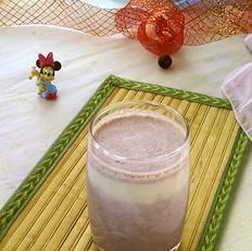 醋蒜怎么做红豆蜜奶饮的做法