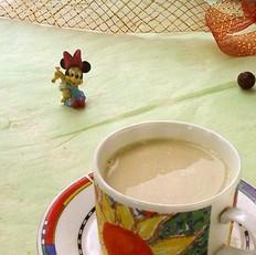 杏仁熟豆豆浆的做法