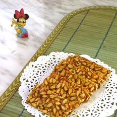 牛轧糖哪家好吃瓜子薄片糖的做法