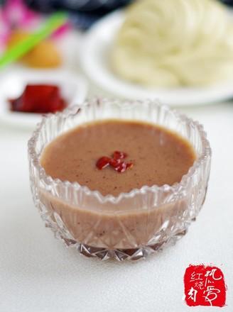 红豆薏米豆浆的做法