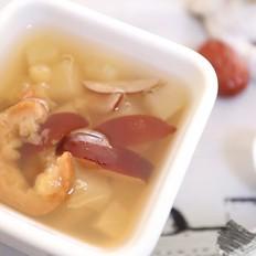 寶寶輔食食譜  山楂蘋果開胃湯