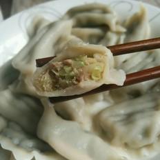 包菜猪肉饺子