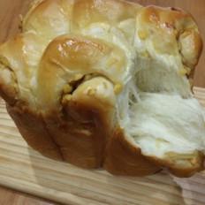 凉拌土豆丝怎么做的脆东菱热旋风面包机之苹果酸奶面包的做法