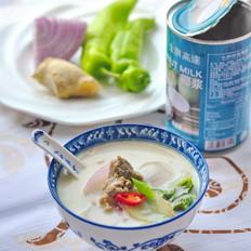 香茅牛肉汤