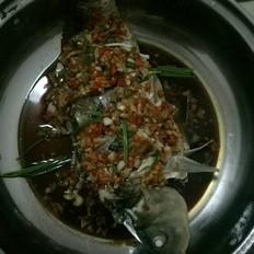 西红市炒鸡蛋怎么做蒸鱼的做法