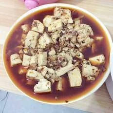 快手麻婆豆腐