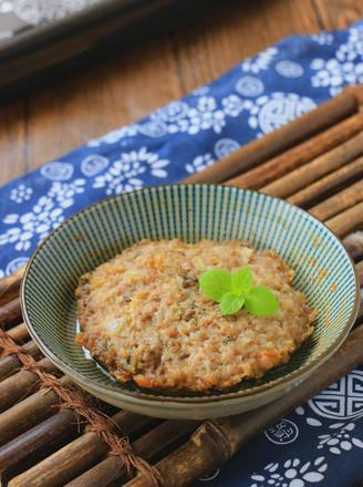 梅干菜蒸肉饼的做法