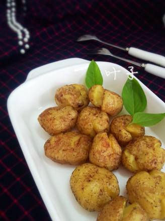 脆皮烤土豆的做法