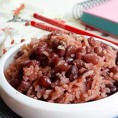 辣椒怎么做辣椒酱红豆饭的做法