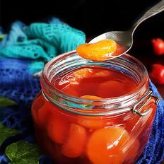 牛轧糖哪家好吃橘子山楂糖水(罐头)的做法