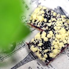 海蜇怎么拌好吃德普烘焙食谱——莓果奶酥条的做法