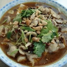 老年人鐘愛 清江魚豆腐