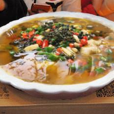 香辣椒麻清江魚片