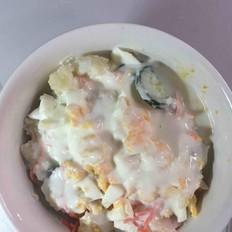 酸奶土豆沙拉
