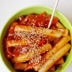 韓式辣炒年糕