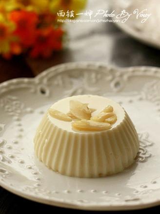 牛奶杏仁布丁的做法