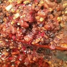 雞肉辣椒醬
