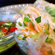 食指大動!胃口大開| 越南鮮蝦春卷