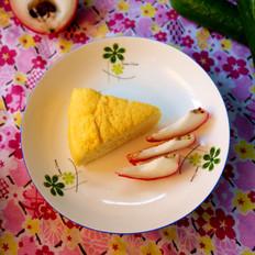 蒸酸奶蛋糕